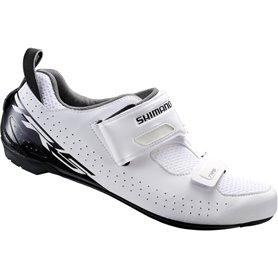 Shimano Bike shoes Triathlon SH-TR5W SPD-SL Velcro® size 45