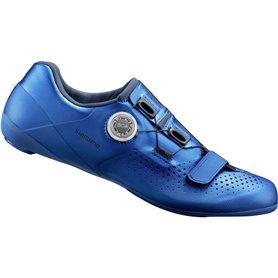 Shimano Bike shoes Road Comp SH-RC5B SPD-SL Velcro® Boa® size 48