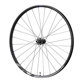 Shimano wheel Deore XT WH-M8100 27.5 inch front wheel 28 hole 15/110mm CL black