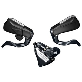 Shimano Scheibenbremsen-Set Metrea ST-U5060 / BL-U5010 / BR-U5000 VR HR 1x11