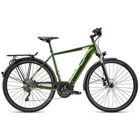 Breezer Bikes Powertrip Evo 1.3+ 2020 E-Bike frame size 60 cm deep green creme