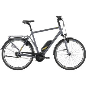 Hercules E-Imperial 180 S R5 E-Bike 2021 Men anthracite frame size 55cm