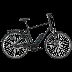 Hercules E-Imperial 180 S F5 E-Bike 2021 Men black matt frame size 50cm