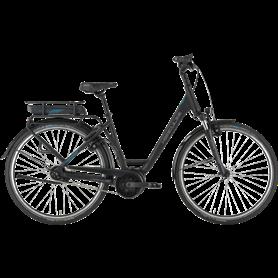 Hercules E-Imperial 180 S F5 E-Bike 2021 Women black matt frame size 50cm