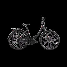 Hercules Tourer Sport Trekking bike 2021 Women 28 inch black frame size 56cm