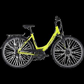 Hercules Tourer 21 Trekking bike 2021 Women 28 inch light green frame size 46cm