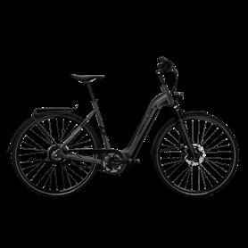 Hercules Futura Pro I-F14 E-Bike 2020/21 Damen 28 Zoll 625Wh schwarz RH 57 cm