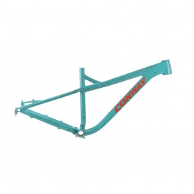CONWAY RAHMEN WME MT 829 29/48 TURQUOISE/RED