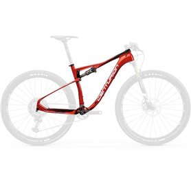 Centurion Frame set Numinis Carbon XC Team 2020 infrared size XS/S (43 cm)