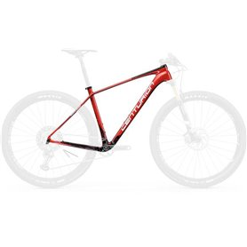 Centurion Frame set Backfire Carbon Team 2020 infrared size XS (38 cm)