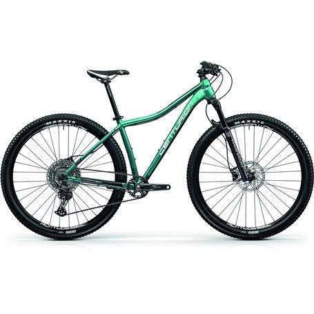 Centurion Backfire Fit Pro 600 MTB 2021 green frame size XS (38 cm)