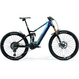 Merida eONE-SIXTY 10K E-Bike Pedelec 2021 blue black frame size XS (40.5 cm)