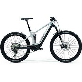 Merida eONE-FORTY 8000 E-Bike Pedelec 2021 titan black frame size S (40.5 cm)