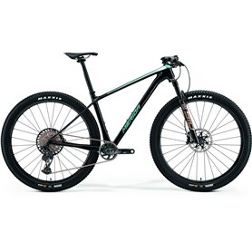 Merida BIG.NINE 8000 MTB 2021 türkis RH S (15 Zoll)