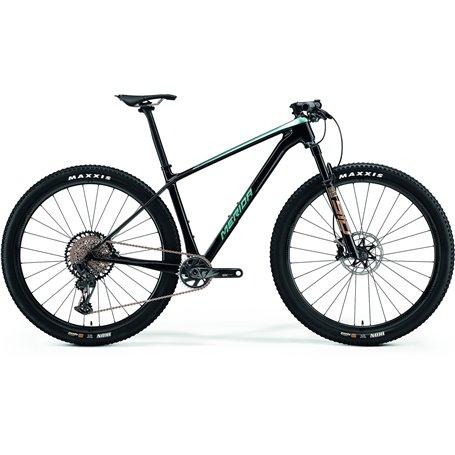 Merida BIG.NINE 8000 MTB 2021 turquoise frame size S (15 inch)