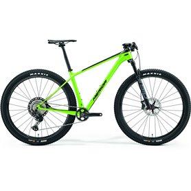 Merida BIG.NINE 7000 MTB 2021 grün schwarz RH XL (21 Zoll)