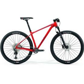 Merida BIG.NINE LIMITED MTB 2021 red frame size XXL (23 inch)