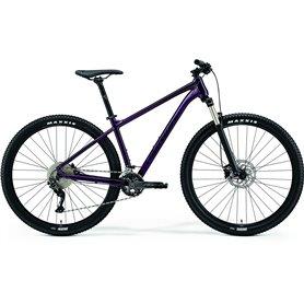 Merida BIG.NINE 300 MTB 2021 purple black frame size M (17 inch)