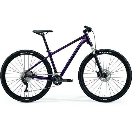 Merida BIG.NINE 300 MTB 2021 purple black frame size XXL (22 inch)