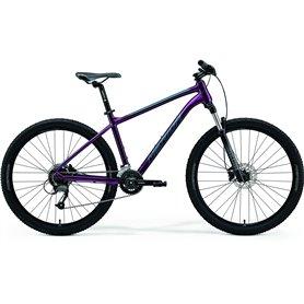 Merida BIG.SEVEN 60-2x MTB 2021 purple turquoise frame size XS (13.5 inch)
