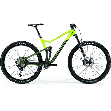 Merida ONE-TWENTY 7000 MTB 2021 green lime frame size S (16 inch)