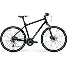 Merida CROSSWAY XT-EDITION Trekking bike 2021 black frame size XS (43 cm)