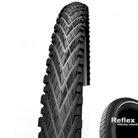 Impac Reifen CrossPac 47-406 20 Zoll Draht Reflex schwarz