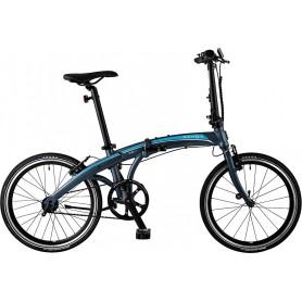 Dahon Folding bike Mu Uno 20 inch 2020 blue