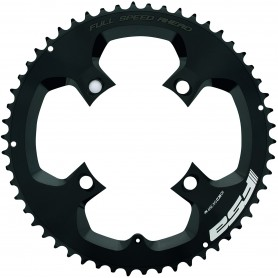 FSA chainring Road Powerbox ABS 4-arm 2x110 mm x 55 T black