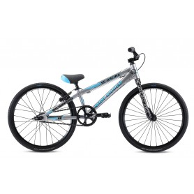 SE Bikes Mini Ripper 2021 BMX silber