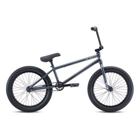 SE Bikes Gaudium 2020 BMX RH 20 Zoll blau grau funkelnd