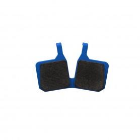 Magura Bremsbeläge 9.C Comfort MT-Disc 4 Kolben 2 Einzelbeläge 20 Sets blau