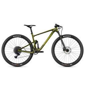 Ghost Lector FS SF LC U Universal MTB 2021 olive size S (44 cm)