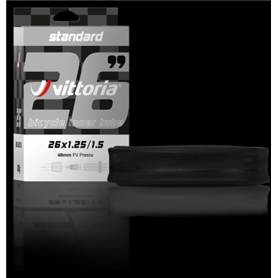 Vittoria Schlauch 29 29x2.50/3.0 Standard AV Autoventil 48mm