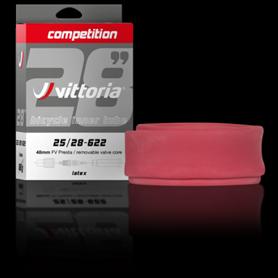 Vittoria Schlauch 28 Competition Latex 19/23-622 SV Sclaverandventil 48mm