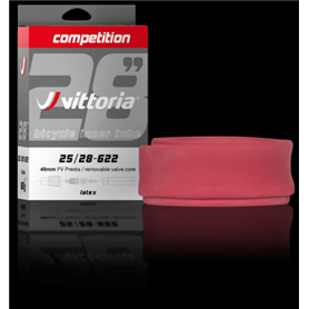 Vittoria Schlauch 26 Competition Latex 26x1.70/2.30 SV Sclaverandventil 48mm
