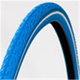 Dutch Perfect Reifen No Puncture SRI-27 40-622 700x38C Reflex blau