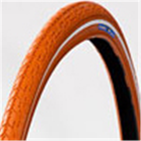 Dutch Perfect Reifen No Puncture SRI-27 40-622 700x38C Reflex orange