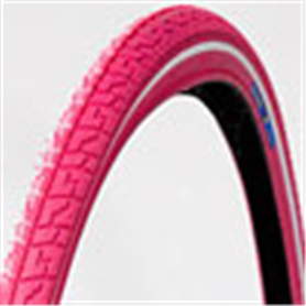 Dutch Perfect Reifen No Puncture SRI-27 40-622 700x38C Reflex rosa
