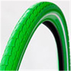 Dutch Perfect Reifen No Puncture SRI-27 40-622 700x38C Reflex grün