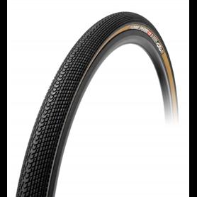 Tufo Reifen Gravel Speedero 40-622 700x40C TubelessReady falt schwarz beige