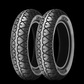 Michelin Reifen Roller 3.50-10 SM100 59J verstärkt TL/TT