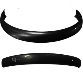 "Büchel Mudguards 16"" Steel black, W 55 mm without stays"