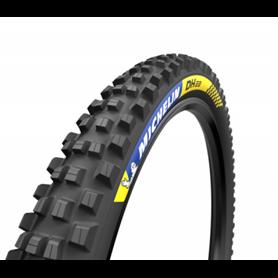 Michelin Reifen DH22 61-584 27.5x2.40 Magi-X TLR Draht schwarz