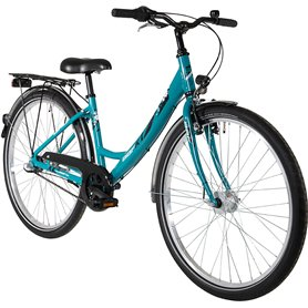 BBF Youth bike ATB Outrider 2021 Women petrol frame size 38 cm
