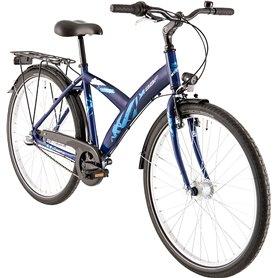 BBF Youth bike ATB Outrider 2021 Men blue frame size 38 cm