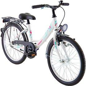 BBF Kids bike ATB Mover 2021 Girls white frame size 30 cm