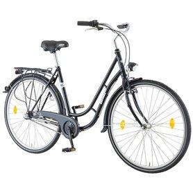 BBF Touring bike Industrie 2021 black frame size 55 cm