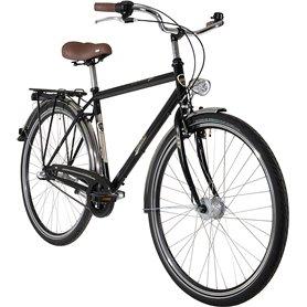 BBF Touring bike Vaasa 2021 Men black frame size 55 cm