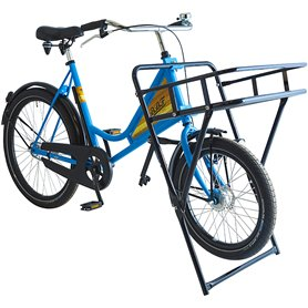 BBF Transport bike Ottawa 2021 3-speed blue frame size 55 cm